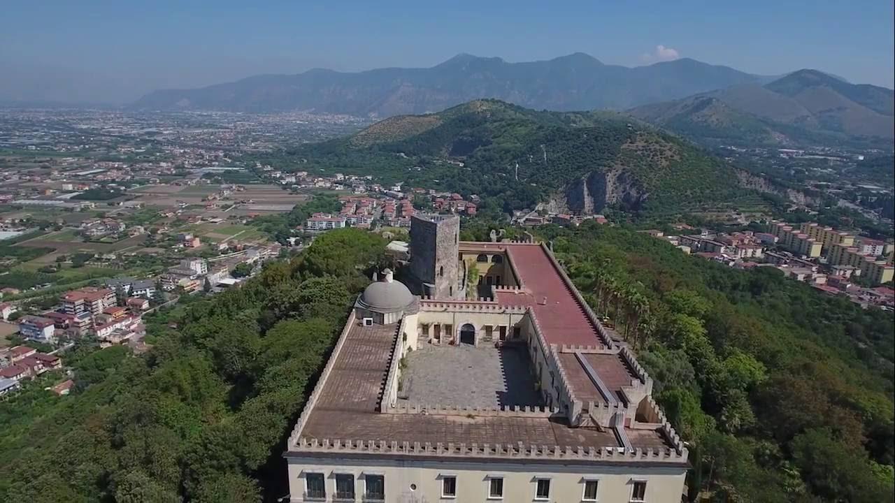 Il Castello Fienga di Nocera Inferiore