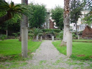 Villa Lanzara. Giardinetti