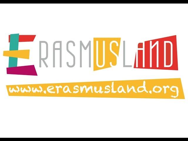 Erasmusland. Logo