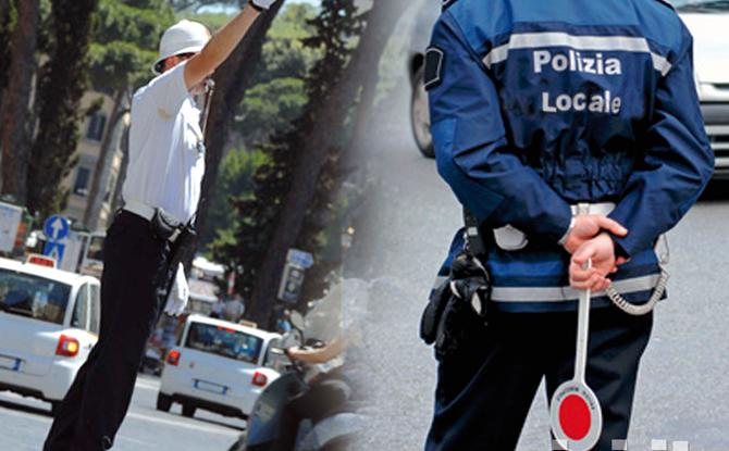 Polizia locale. Immagine