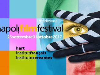 Napoli Film Festival. Locandina dell'evento