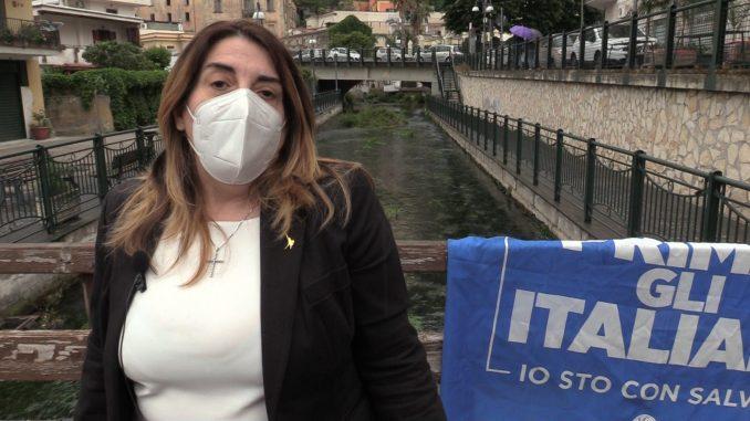 L'Europarlamentare Lucia Vuolo