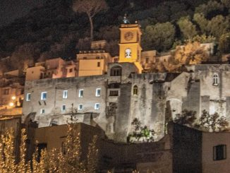Una foto del Borgo San Matteo di Sarno
