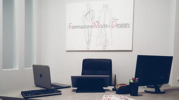 Una foto dell'Istituto Formazione Moda e Design
