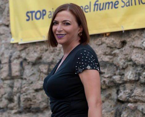 Una foto della consigliera Margherita Oliva