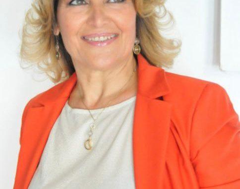Una foto della consigliera Lisa Maiorano