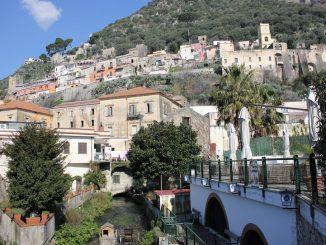 Una foto che ritrae il Borgo San Matteo